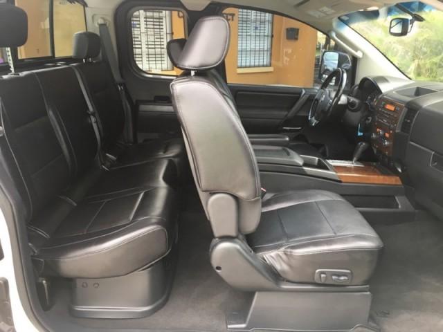 2008 Nissan Titan 2WD King Cab SWB LE FFV
