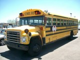 International SCHOOL BUS 1982