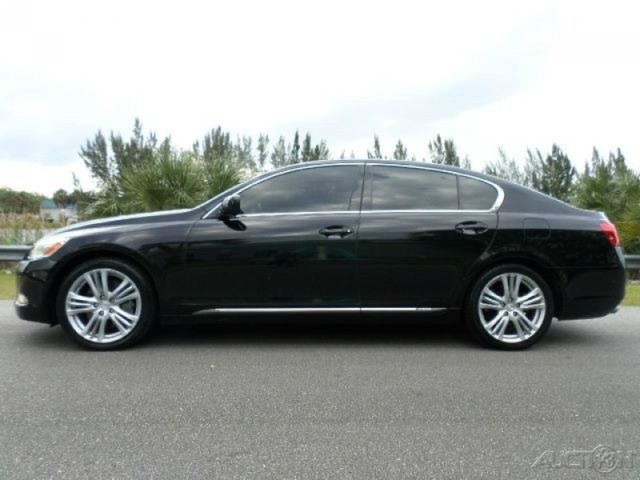 2007 lexus gs 450h hybrid black over tan with navigation. Black Bedroom Furniture Sets. Home Design Ideas