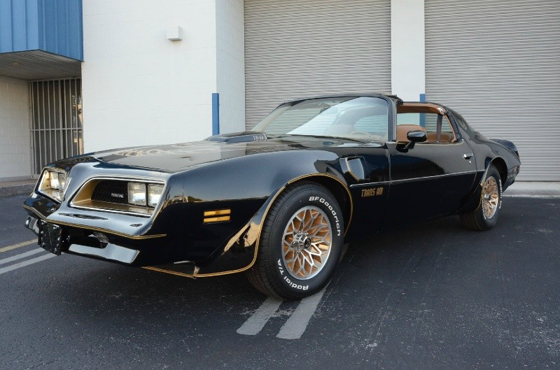 $34,500, 1978 Pontiac Trans Am Firebird