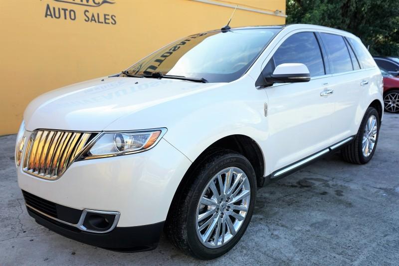 2013 Lincoln MKX FWD 4dr 49365 miles Stock L27746 VIN 2LMDJ6JK0DBL27746