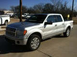 2010 Ford F-150 F150 Platinum