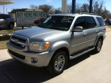 2005 Toyota Sequoia One Owner