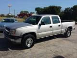 2004 Chevrolet Silverado 2500 Crew Cab