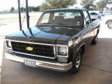 Chevrolet Silverado 1976