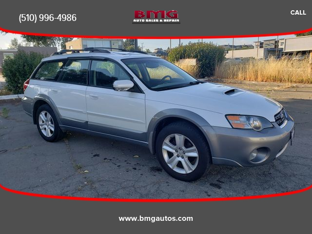 2005 subaru outback 2.5 xt limited wagon 4d cars - fremont, ca at geebo