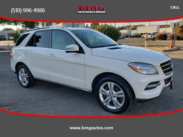2013 mercedes-benz m-class ml 350 sport utility 4d cars - fremont, ca at geebo