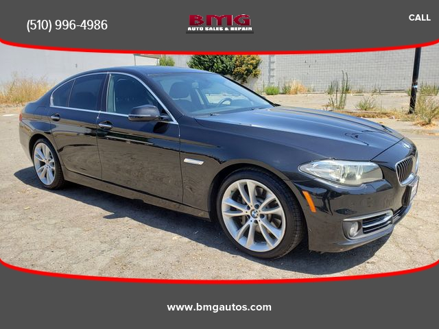 2014 bmw 5 series 535d xdrive sedan 4d cars - fremont, ca at geebo
