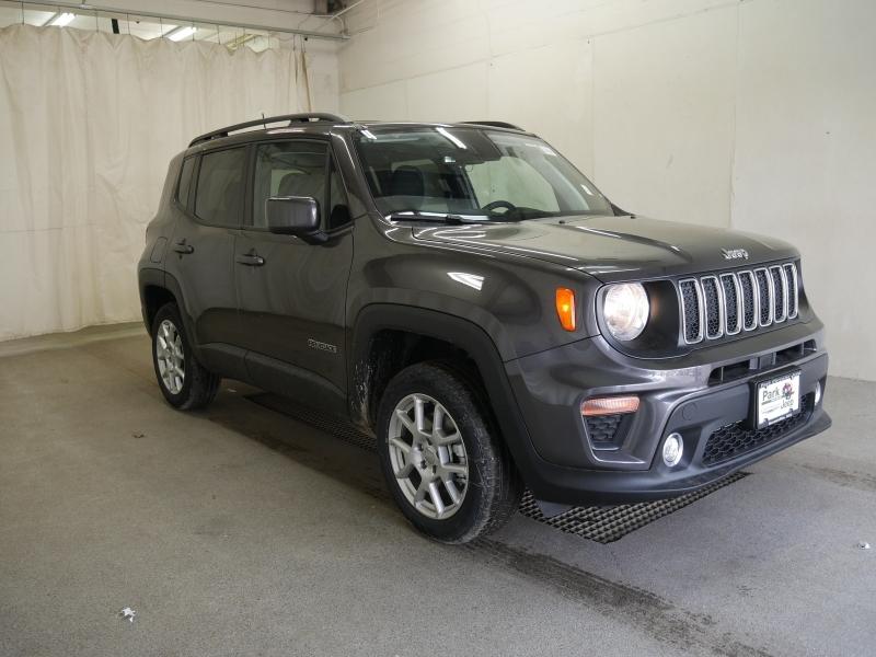 2020 jeep renegade latitude 4x4 cars - burnsville, mn at geebo