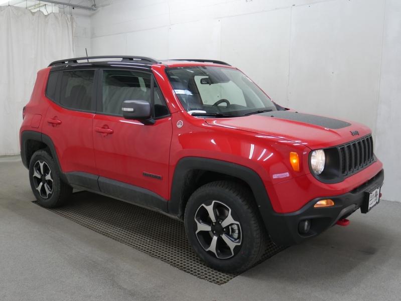 2020 jeep renegade trailhawk 4x4 cars - burnsville, mn at geebo