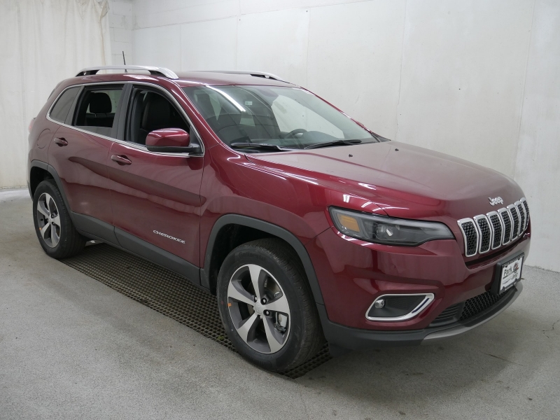2020 jeep cherokee limited 4x4 cars - burnsville, mn at geebo