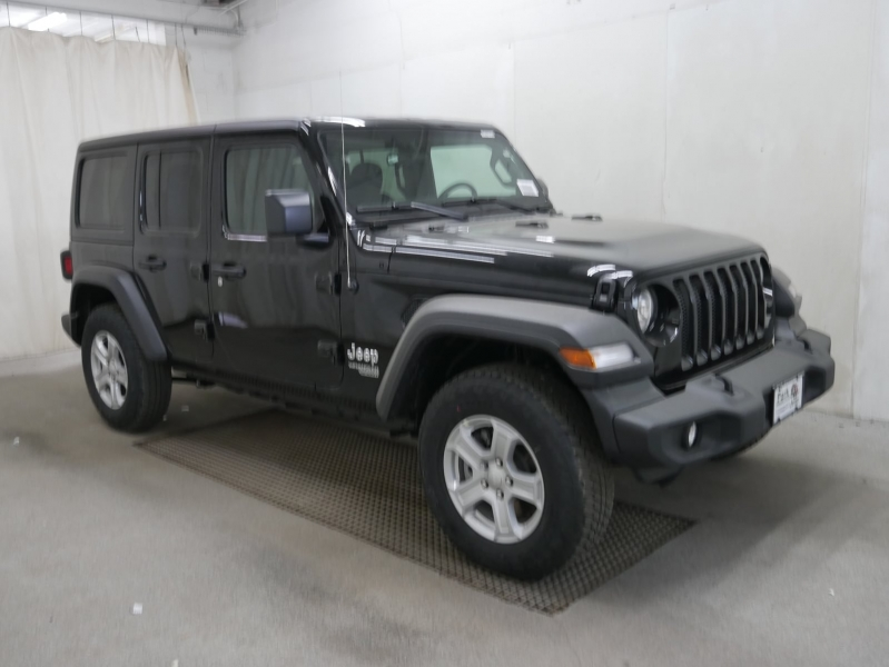 2020 jeep wrangler unlimited sport s 4x4 cars - burnsville, mn at geebo