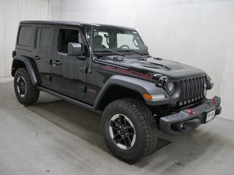 2020 jeep wrangler unlimited rubicon 4x4 cars - burnsville, mn at geebo