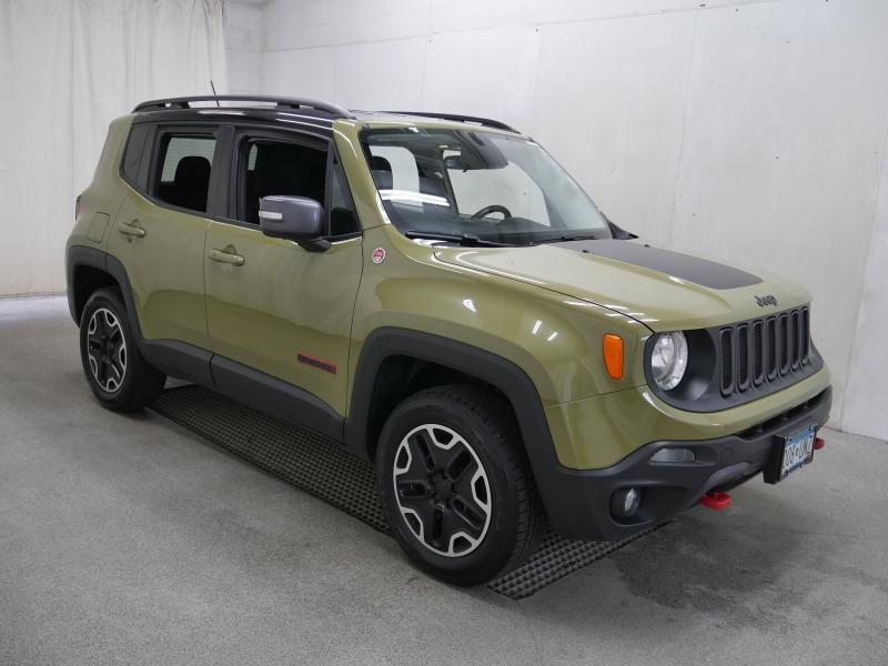 2015 jeep renegade trailhawk cars - burnsville, mn at geebo