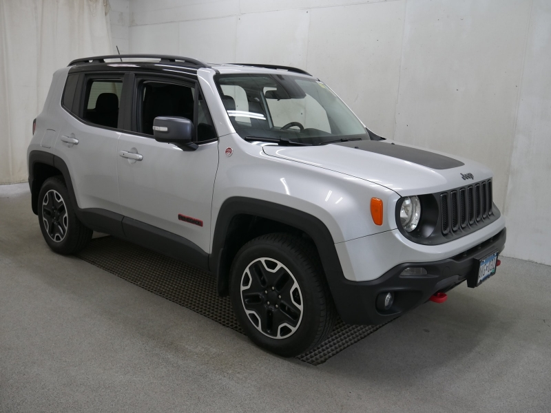 2017 jeep renegade trailhawk cars - burnsville, mn at geebo