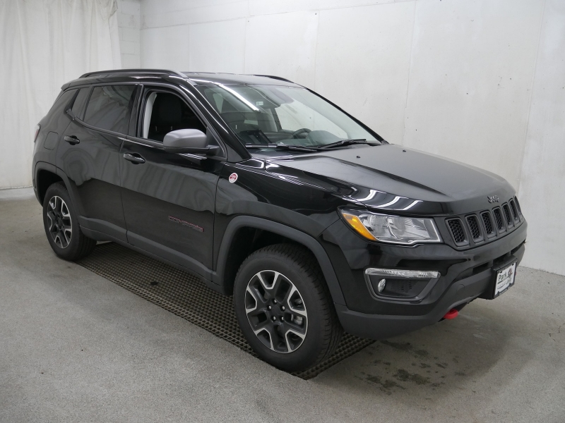 2020 jeep compass trailhawk 4x4 cars - burnsville, mn at geebo