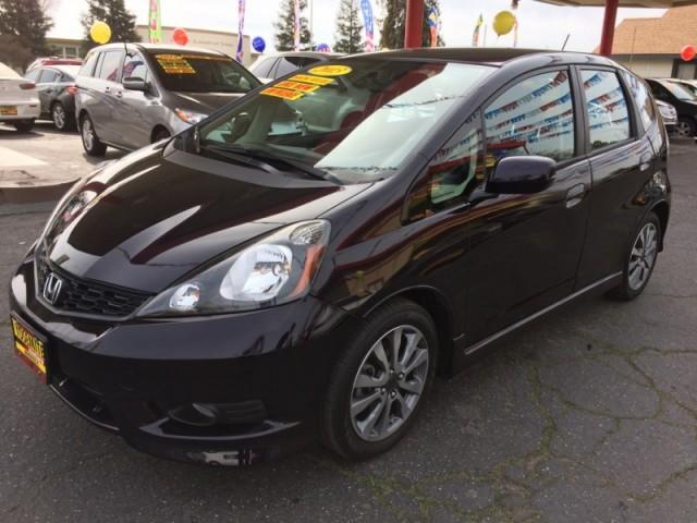 2013 Honda Fit 5dr Hb Auto Sport Claz Org