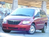 Chrysler Town & Country Touring LWB 2007