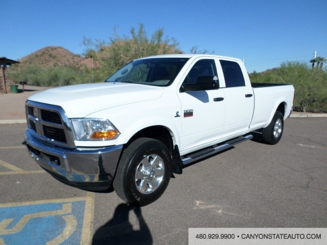 2011 dodge ram 3500 1ton crew long bed 4x4 6 7l diesel 6. Black Bedroom Furniture Sets. Home Design Ideas