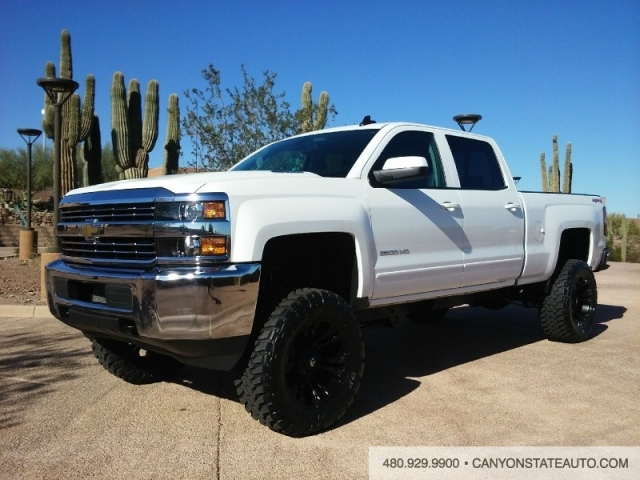 Lifted 2015 duramax autos post for Creek wood motor company
