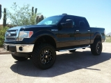Ford F-150 Brand New Lifted/Wheels/Tires 2014