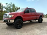 Ford F150 Supercrew Lifted/Wheels/Tires 2010
