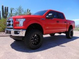 Ford F-150 Military Grade 3.5L EcoBoost Twin Turbo 2016