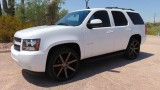 Chevrolet Tahoe Gamestation, DVD, Tablet Entertainment Syste 2013