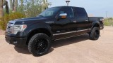 Ford F-150 SuperCrew EcoBoost Twin Turbo 2013