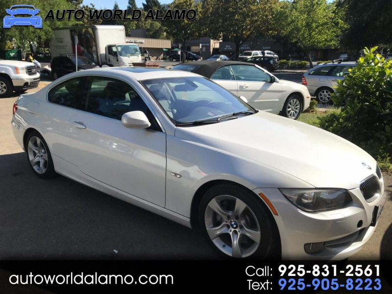 2013 bmw 3 series 2dr cpe 335i rwd cars - alamo, ca at geebo