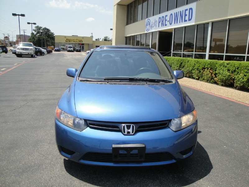 2008 Honda Civic Cpe 2dr Auto EX Check out this nice 2008 Honda Civic Cpe EX This Civic is equip