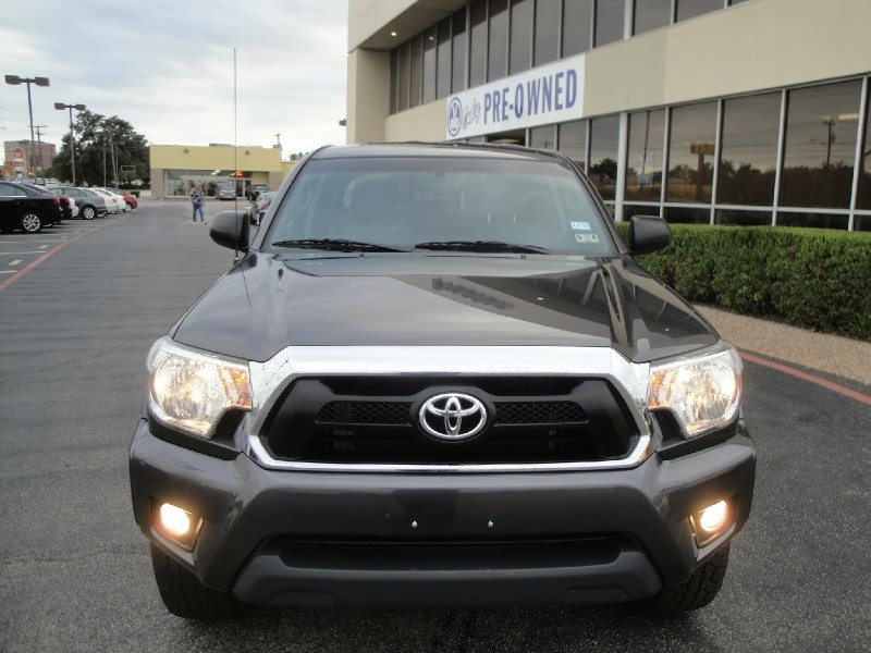 2013 Toyota Tacoma 2WD Double Cab V6 AT PreRunner FUEL EFFICIENT LOADED 2008 Toyota Tacoma Do