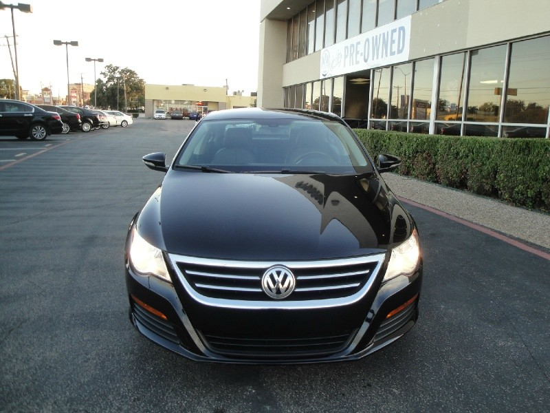 2011 Volkswagen CC REALLY BEAUTIFUL ONE OWNER NO ACCIDENTS2011 Volkswagen CC Coupe 4D DSG A