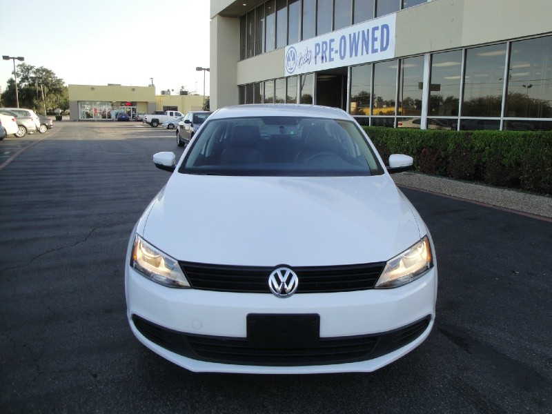 2011 Volkswagen Jetta Sedan 4dr Auto SE PZEV BEAUTIFUL 2011 VW JETTA AUTOMATIC SE W NO ACCIDENT