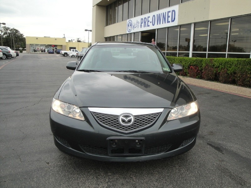 2005 Mazda Mazda6 4dr Sport Sdn i Manual AFFORDABLE 2005 MAZDA6 AUTOMATIC CLEAN BODY AC RADIO