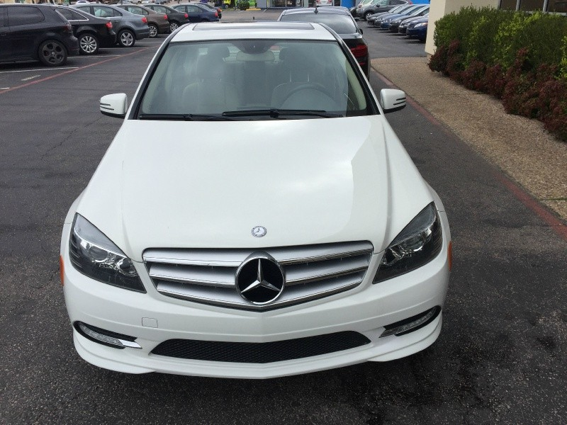 2011 mercedes benz c class c300 sport for sale in dallas. Black Bedroom Furniture Sets. Home Design Ideas