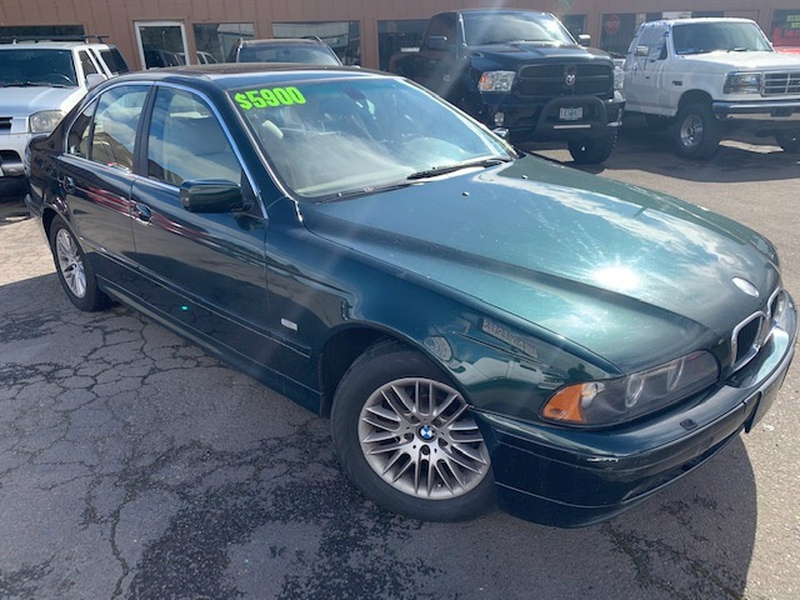 2003 bmw 5 series 530i clean title cars - eugene, or at geebo