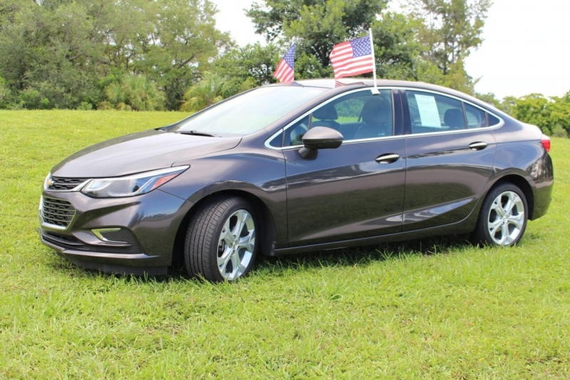 2017 chevrolet cruze premier auto 4dr sedan cars - miami, fl at geebo