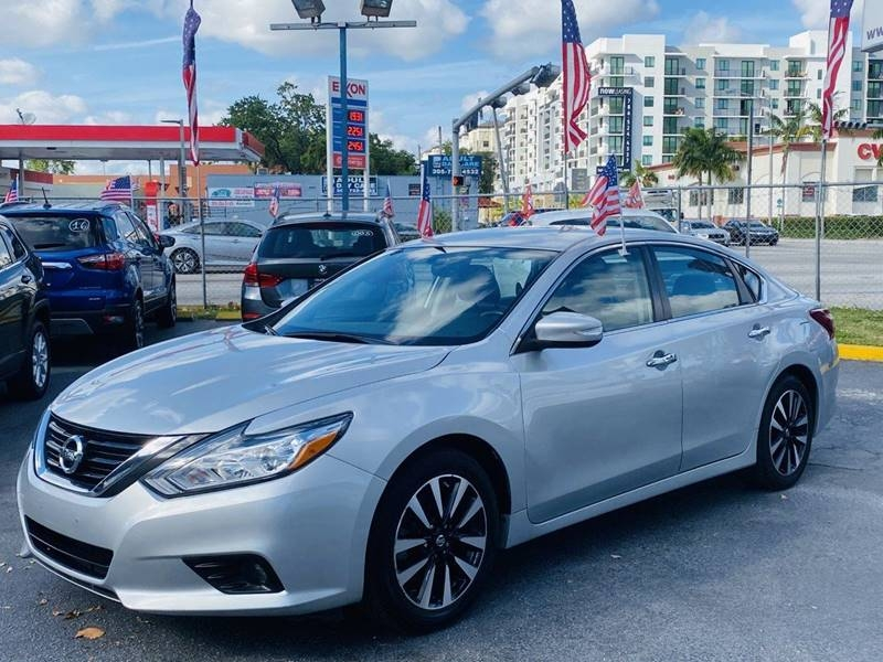 2018 nissan altima 2.5 sl 4dr sedan cars - miami, fl at geebo