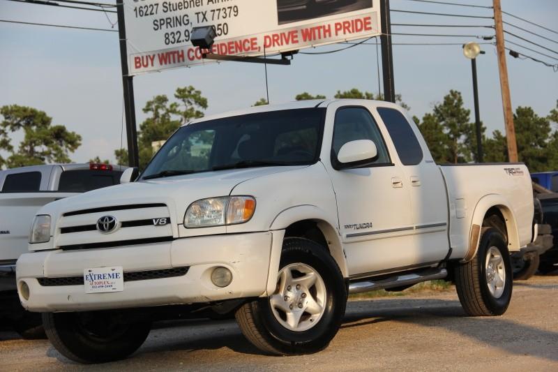 Toyota Tundra Limited 4X4 2003