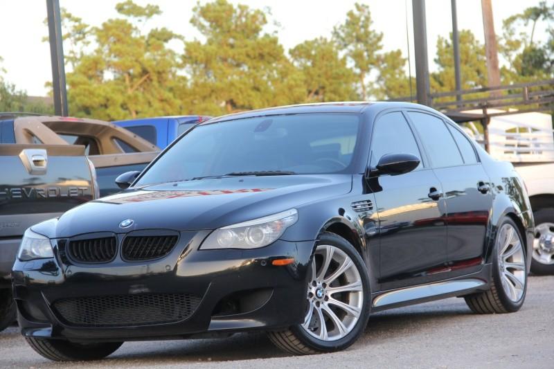 BMW 5 Series M5 6-Speed 2008