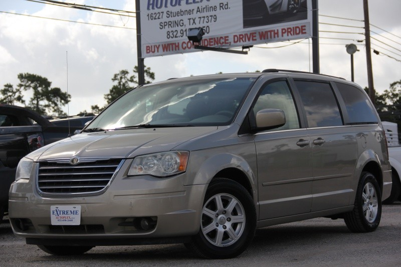 Chrysler Town & Country Touring 2008