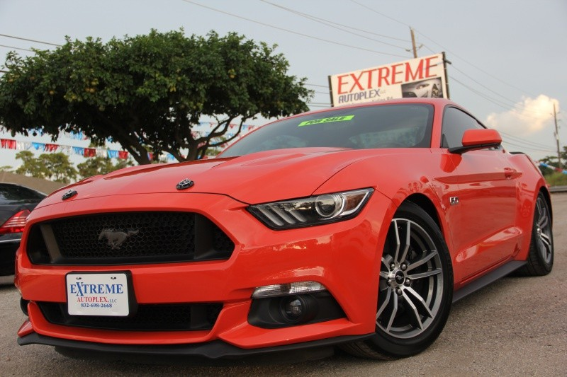 Ford Mustang GT 5.0 2015