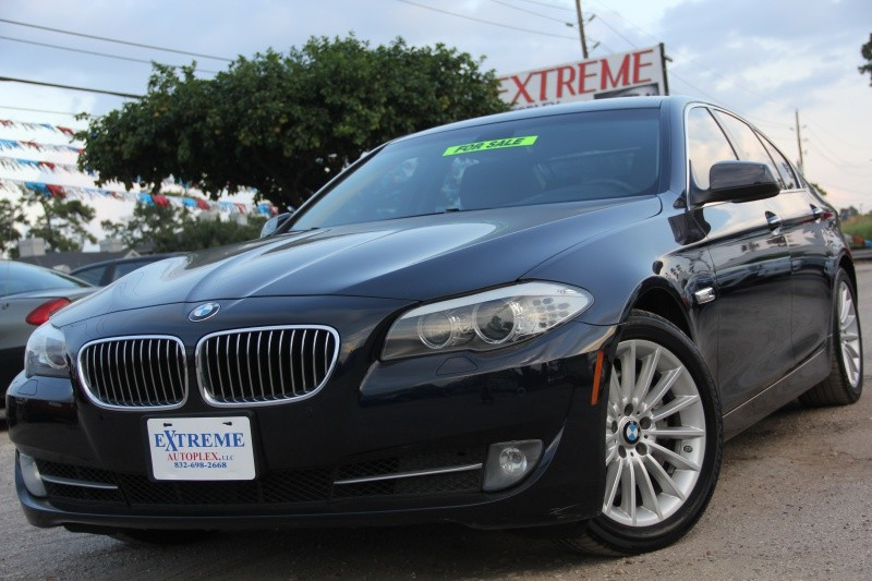 BMW 535i 2011