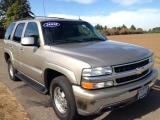 Chevrolet Tahoe 2002