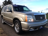 Cadillac Escalade PREMIUM WHEELS 2003