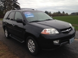 Acura MDX 3rd Seat 6-Cylinder Leather 2003