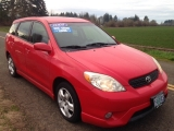 Toyota Matrix Automatic GAS-SAVER 2005