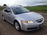 Acura TL  (Navigation, Leather) 2005