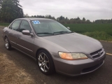 Honda Accord Sdn Premium Wheels 2000